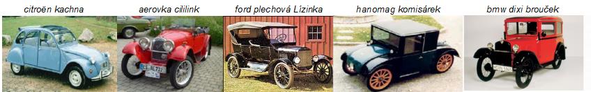Automobilové legendy